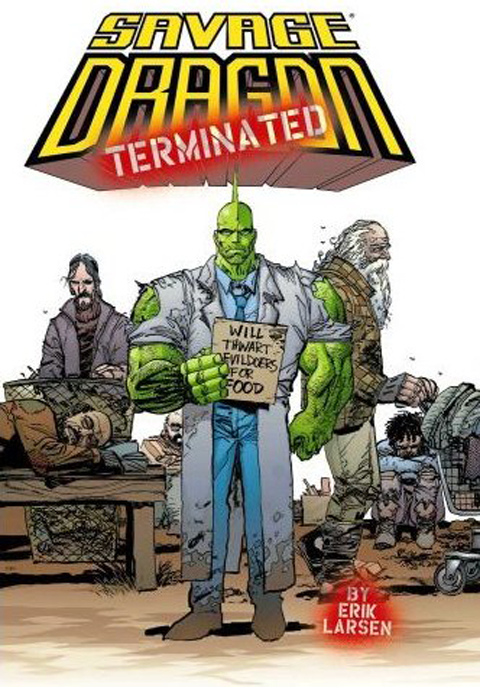 SAVAGE DRAGON TP VOL 08 TERMINATED (OCT031296)