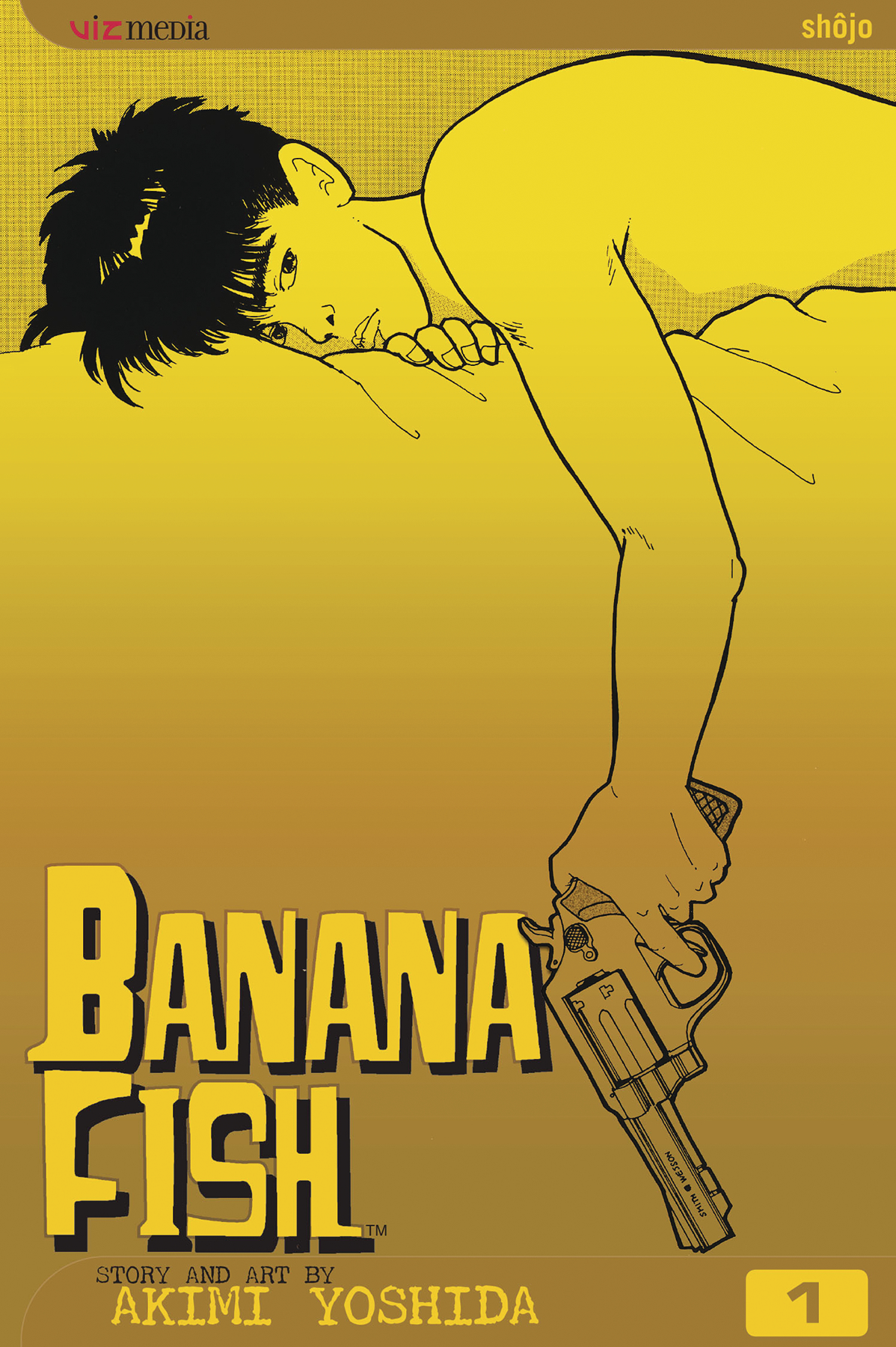 BANANA FISH GN VOL 01 (CURR PTG) (JAN042802) (MR)