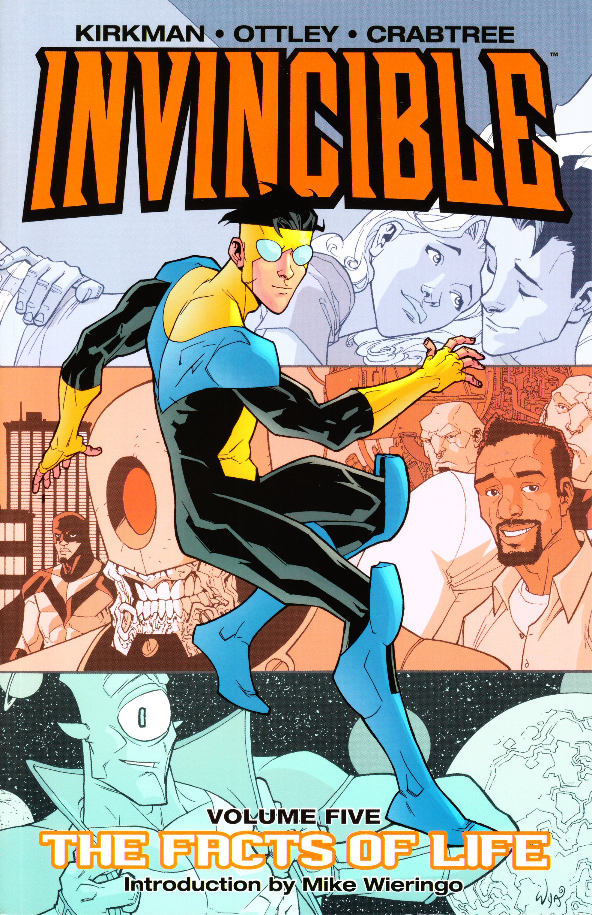 INVINCIBLE TP VOL 05 FACTS OF LIFE (JUL051626)