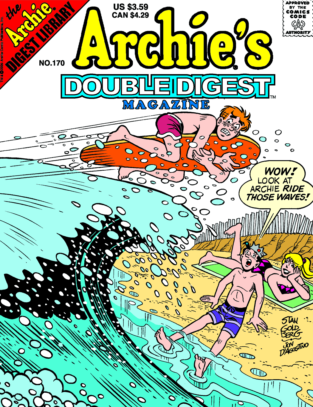 ARCHIE DOUBLE DIGEST #170
