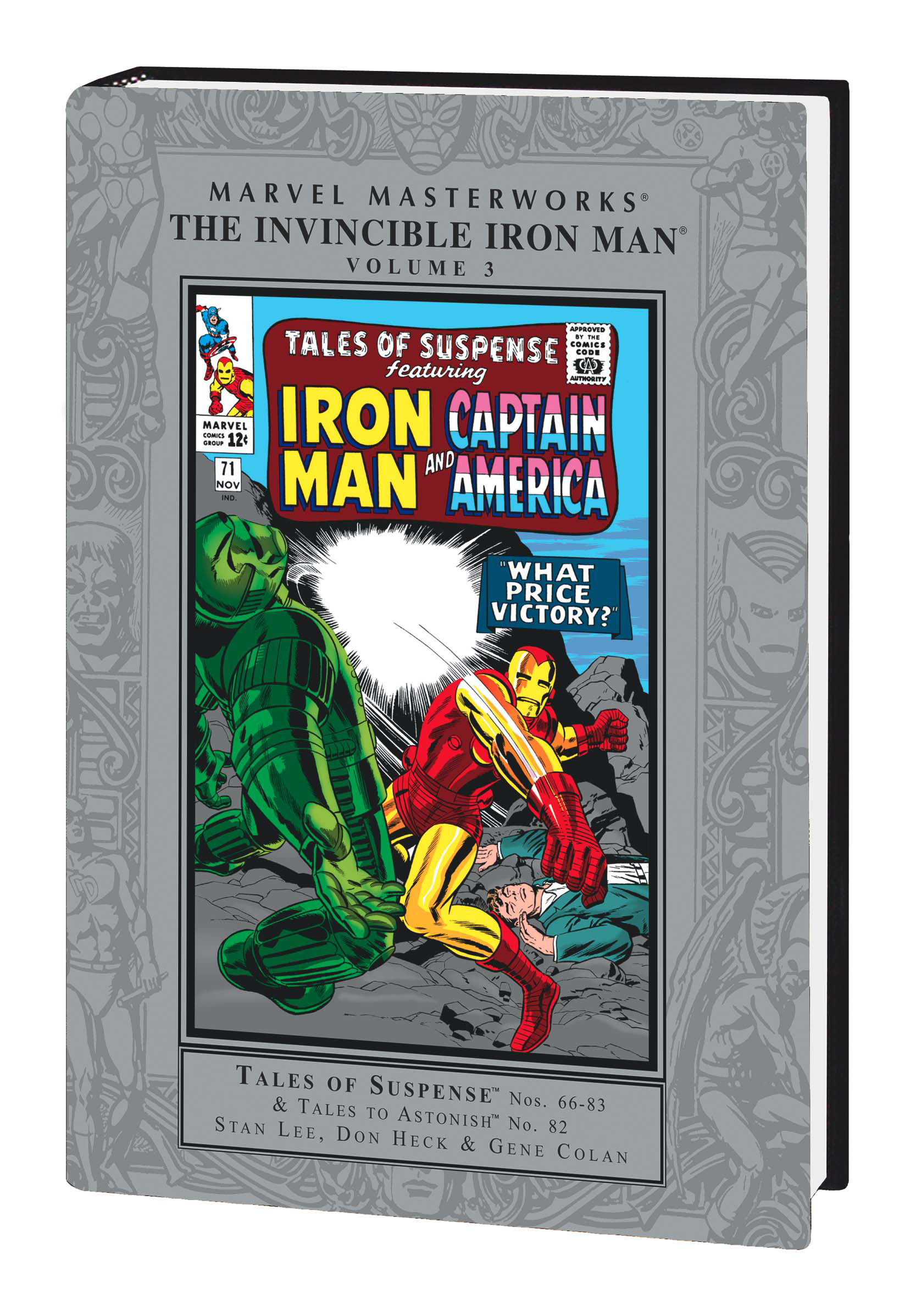 MMW INVINCIBLE IRON MAN HC VOL 03 NEW ED