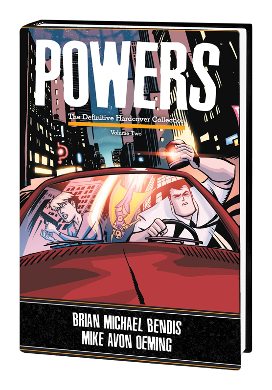 POWERS HC VOL 02 DEFINITIVE COLLECTION (MR)