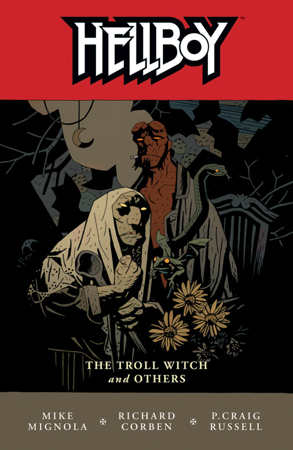 HELLBOY TP VOL 07 THE TROLL WITCH & OTHERS (JUN070019)