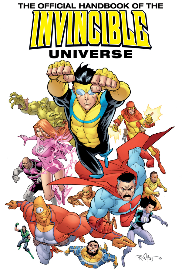 OFFICIAL HANDBOOK OF THE INVINCIBLE UNIVERSE TP