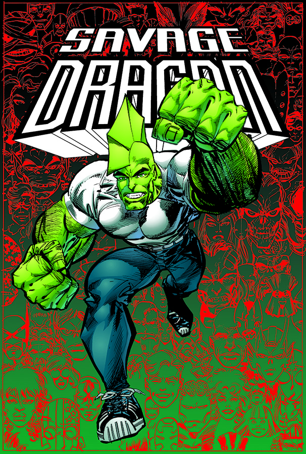 SAVAGE DRAGON ARCHIVES TP VOL 04 (NOV140622)