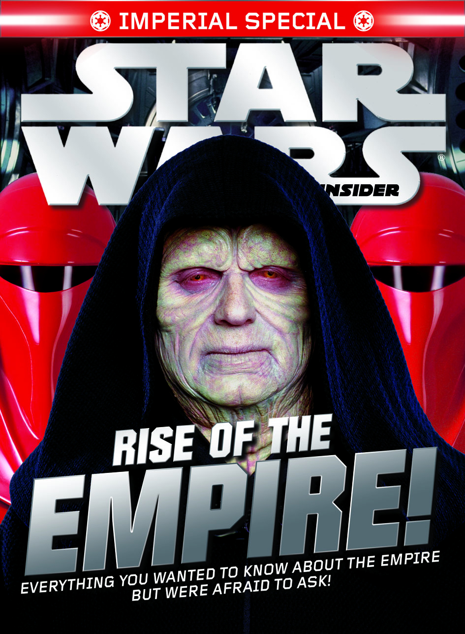 STAR WARS INSIDER #96 NEWSSTAND ED