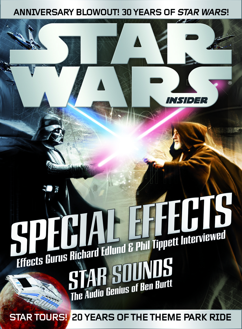 STAR WARS INSIDER #98 NEWSSTAND ED