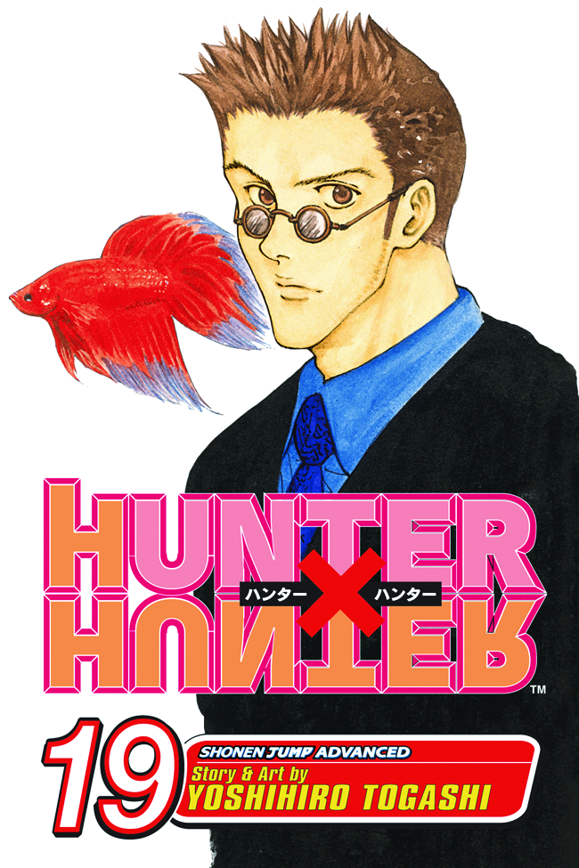 HUNTER X HUNTER GN VOL 19
