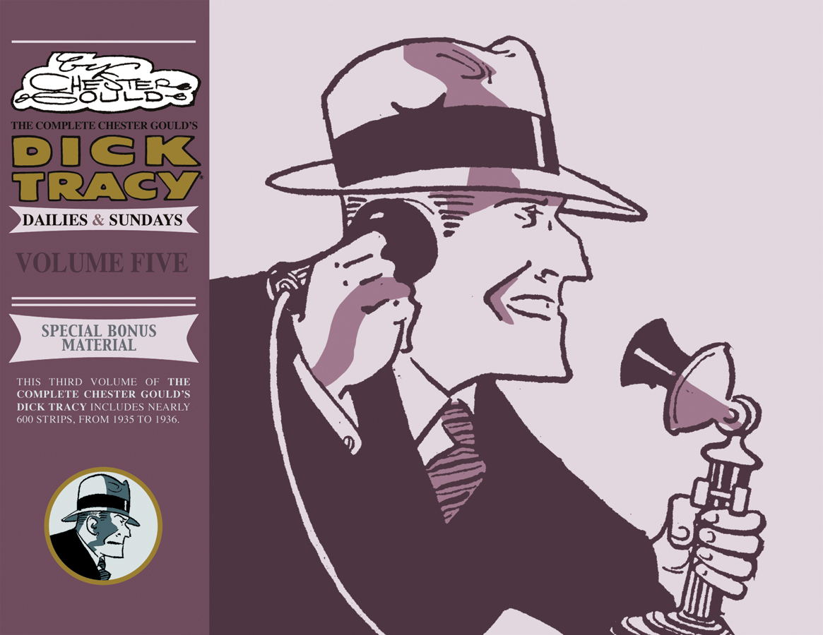 COMPLETE CHESTER GOULD DICK TRACY HC VOL 05