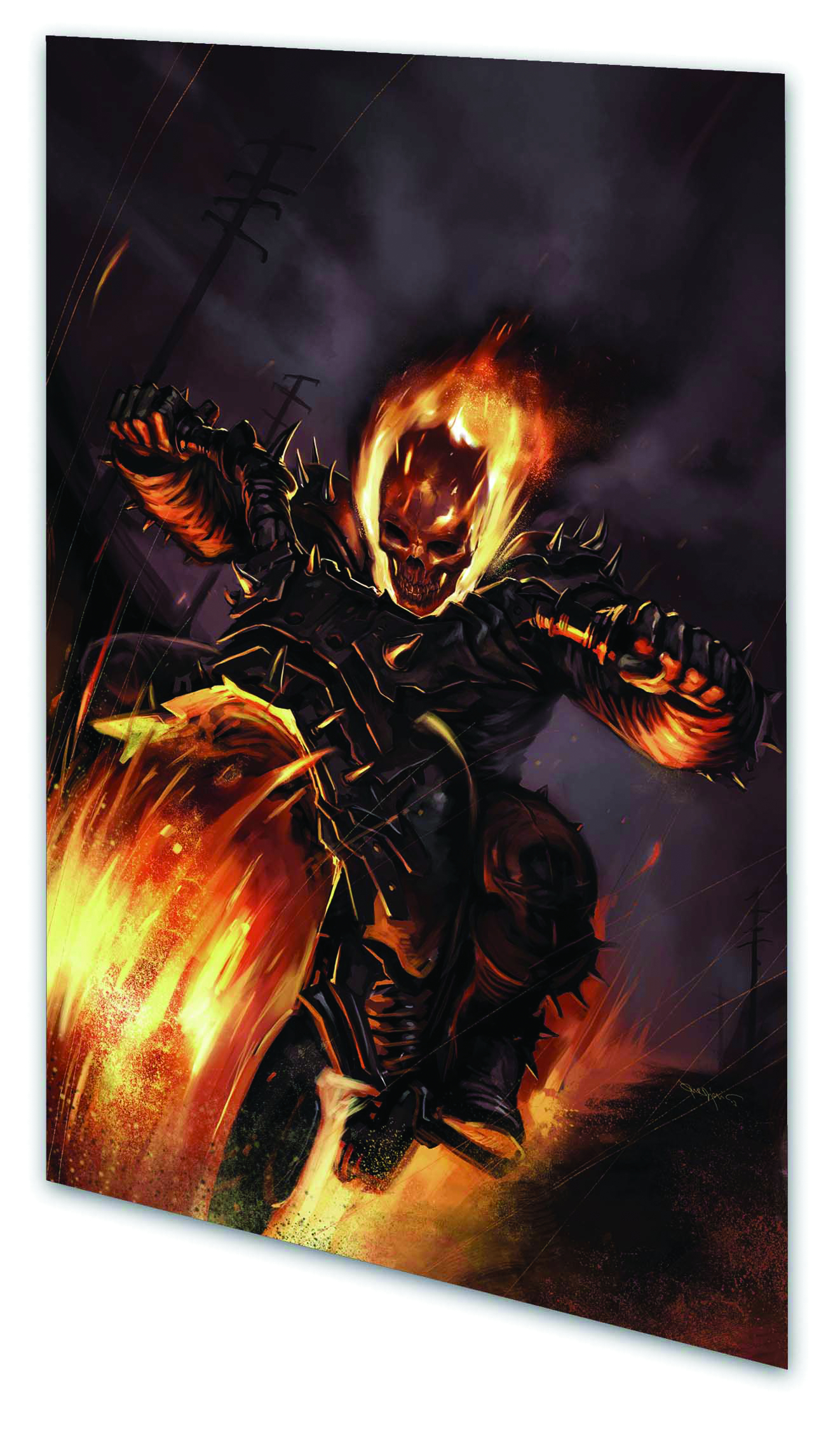 GHOST RIDER TP BOOK 01 WAR FOR HEAVEN (2006 #20-32+)