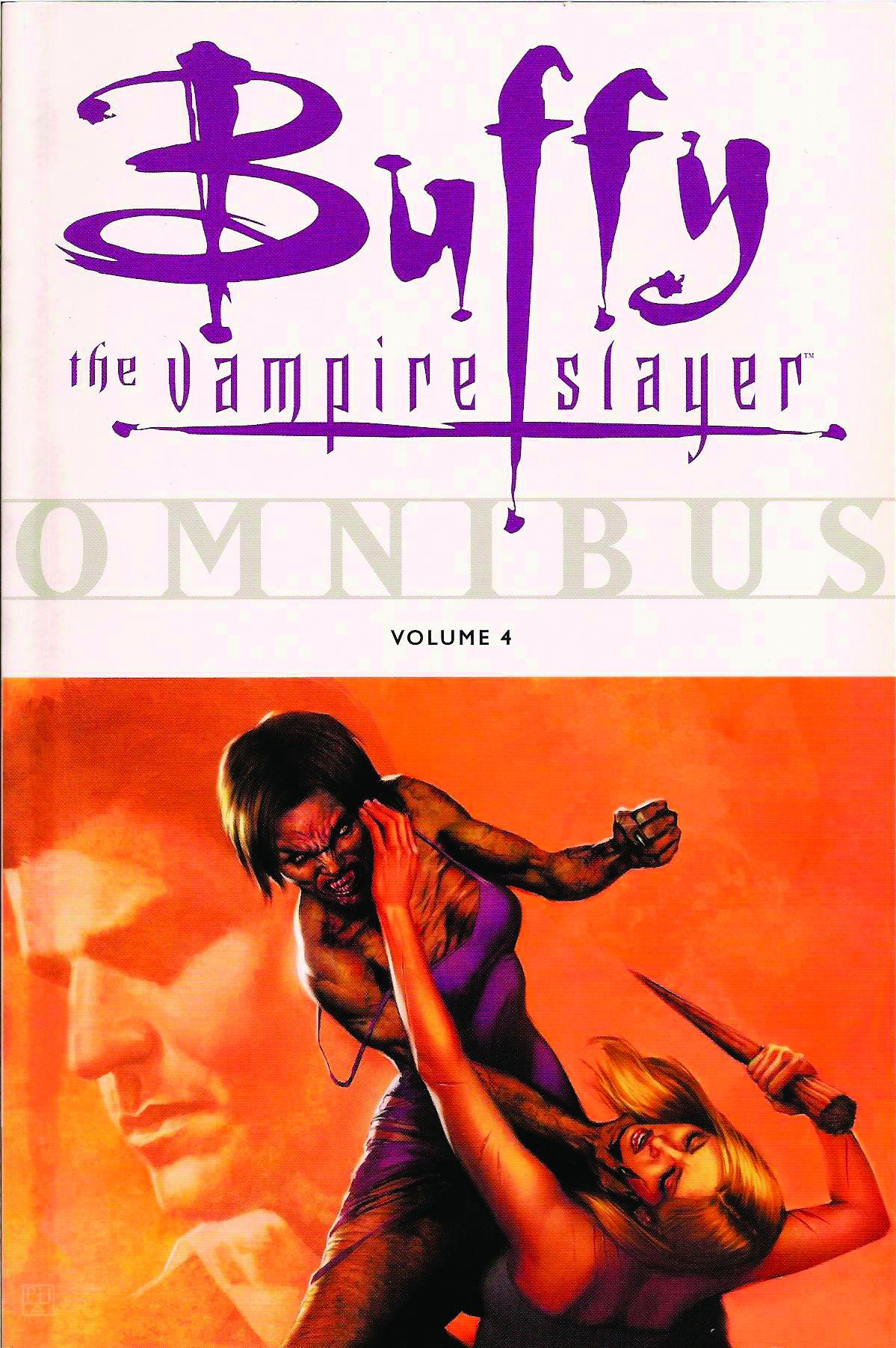 BUFFY THE VAMPIRE SLAYER OMNIBUS TP VOL 04