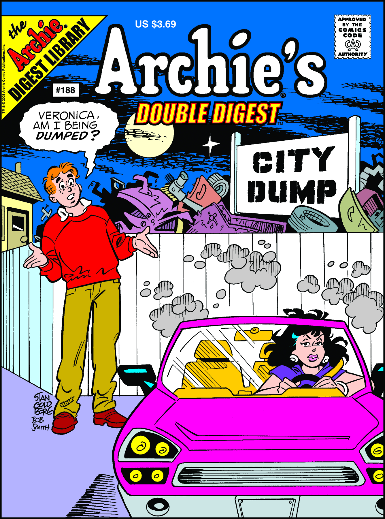 ARCHIE DOUBLE DIGEST #188