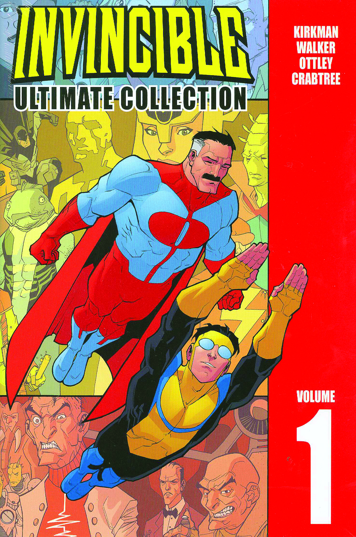 INVINCIBLE HC VOL 01 ULTIMATE COLL (DEC078027)