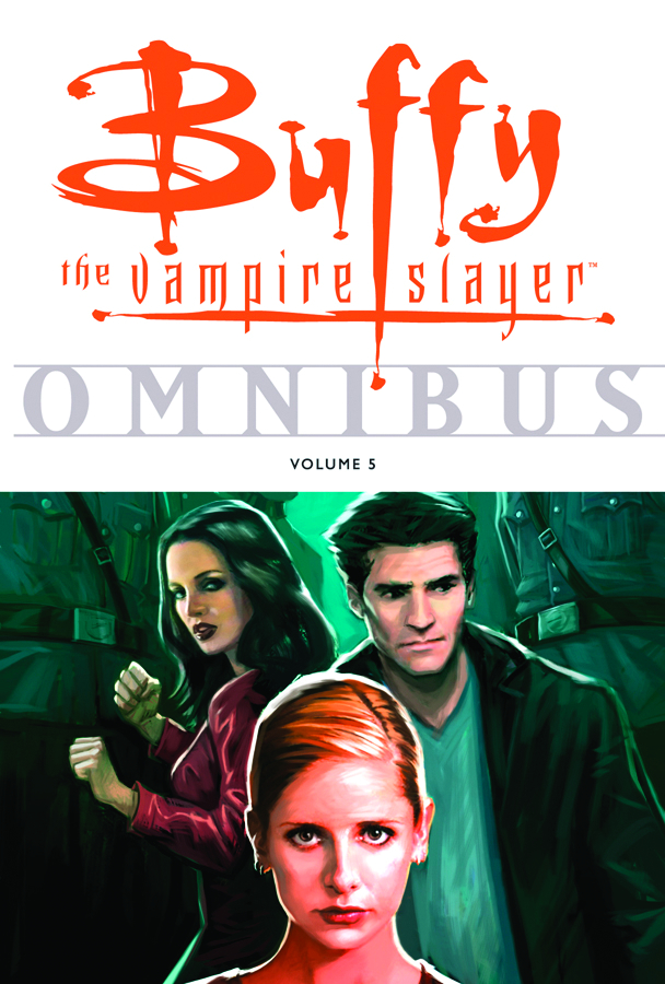 BUFFY THE VAMPIRE SLAYER OMNIBUS TP VOL 05 (APR080086)