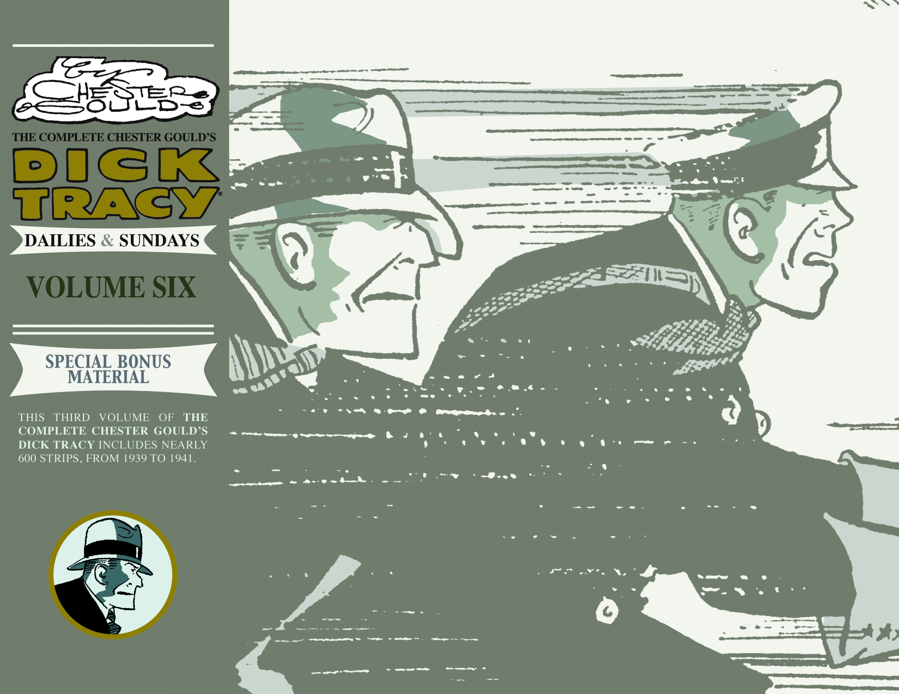 COMPLETE CHESTER GOULD DICK TRACY HC VOL 06