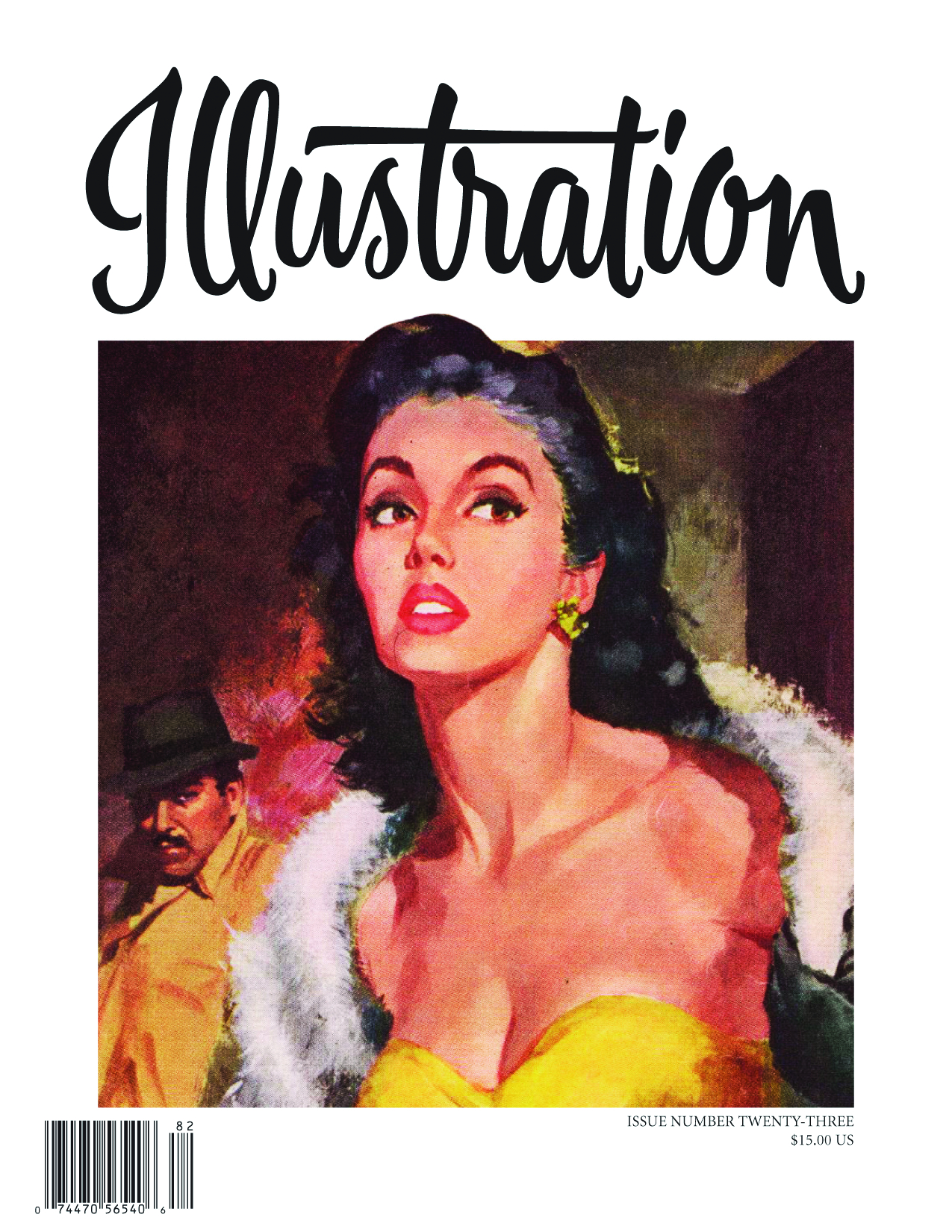 ILLUSTRATION MAGAZINE #23