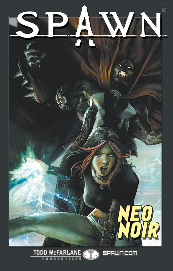 SPAWN NEO NOIR TP (MAY082190)