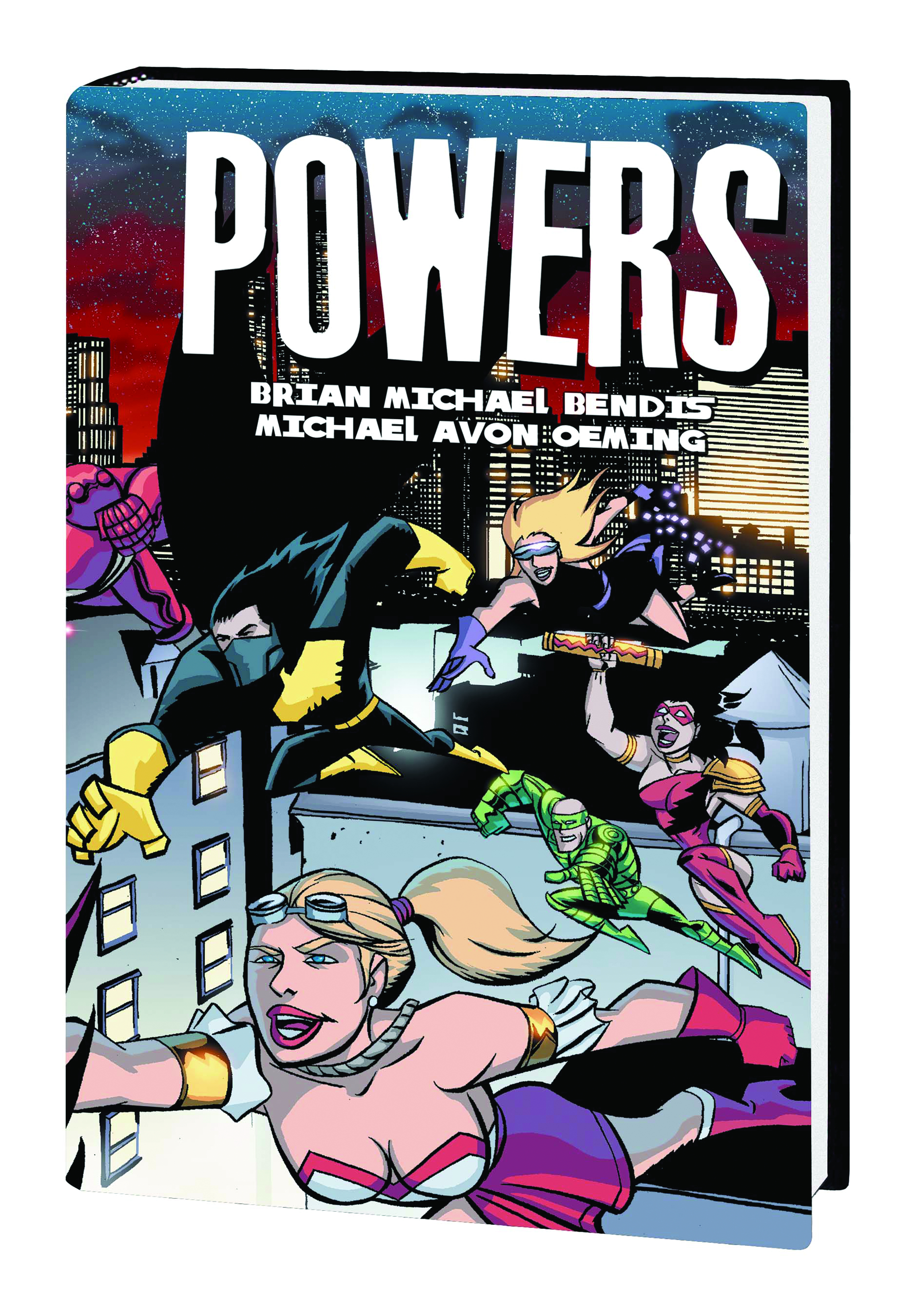 POWERS HC VOL 03 DEFINITIVE COLLECTION (MR)