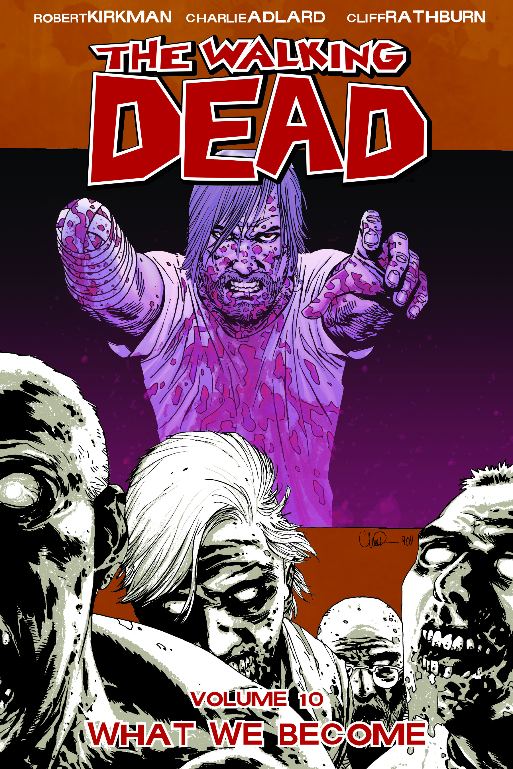 WALKING DEAD TP VOL 05 BEST DEFENSE (NEW PTG) (SEP088206)