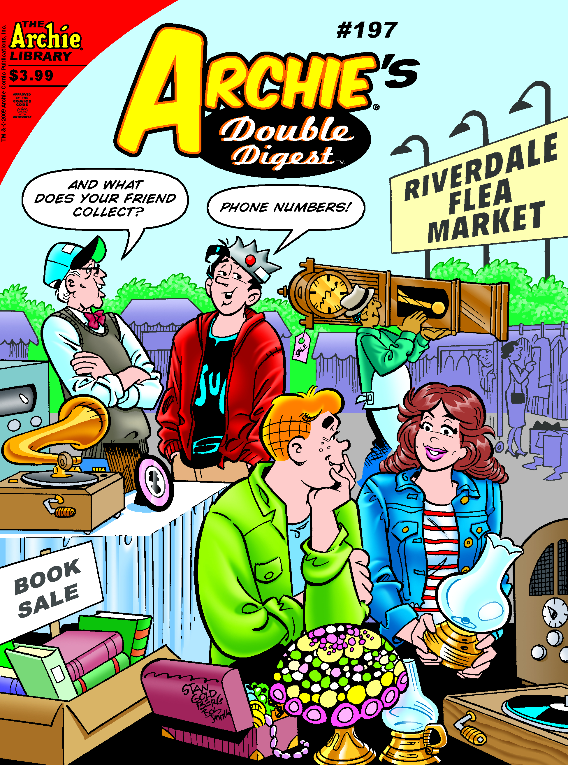 ARCHIE DOUBLE DIGEST #197 (NOTE PRICE)