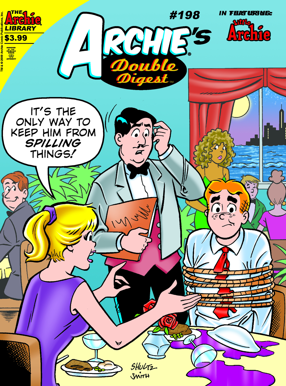 ARCHIE DOUBLE DIGEST #198 (NOTE PRICE)