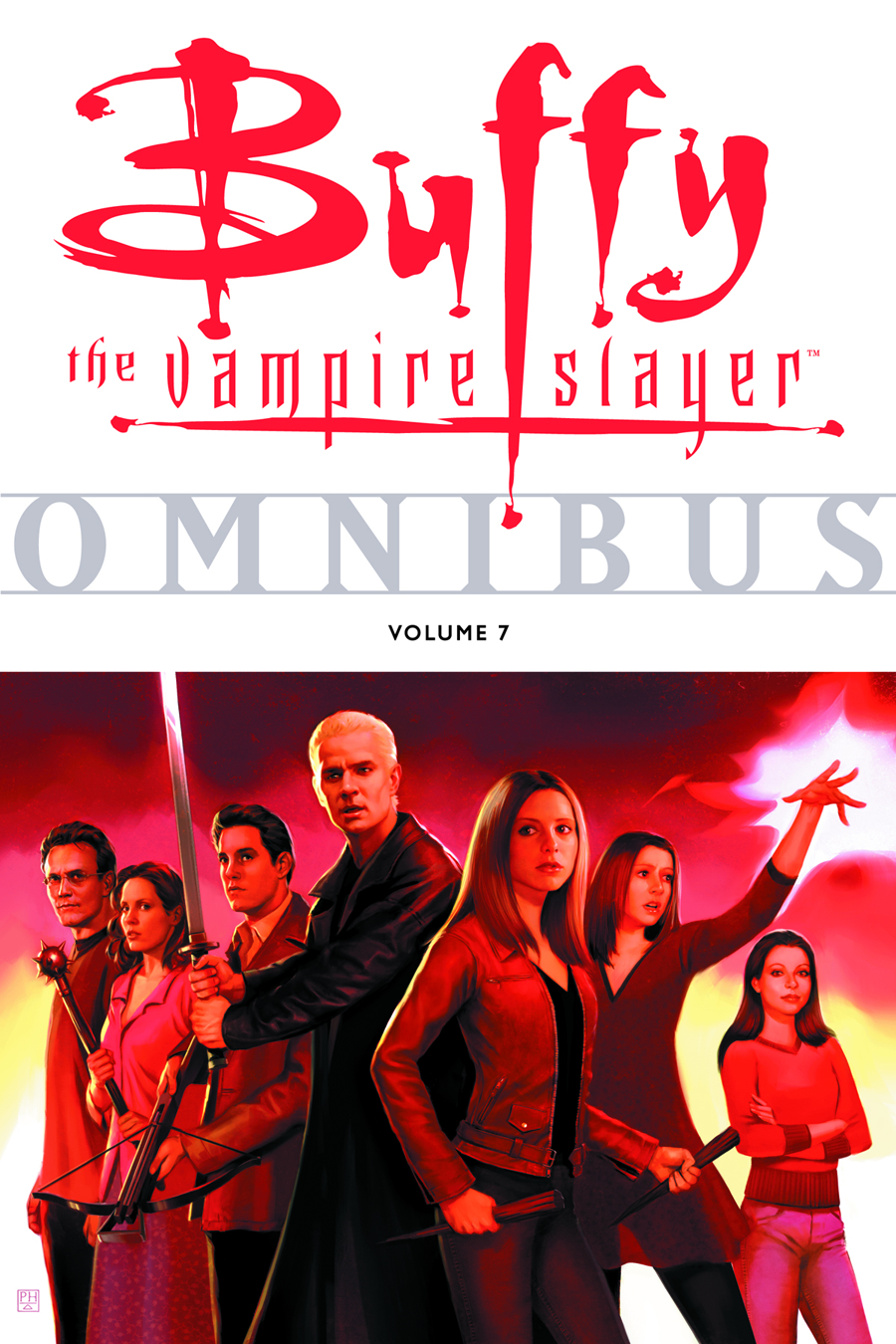 BUFFY THE VAMPIRE SLAYER OMNIBUS TP VOL 07 (FEB090104)