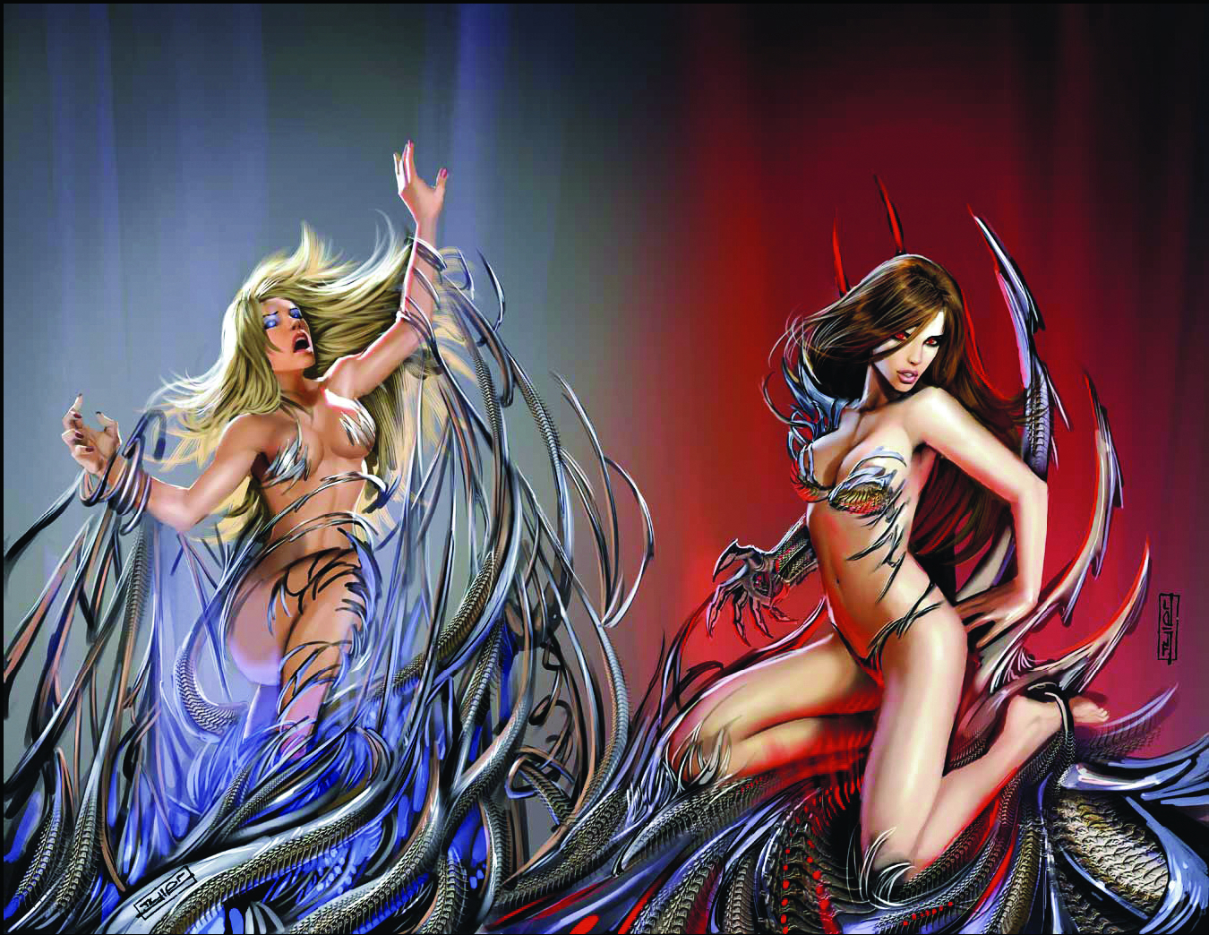 WITCHBLADE #124 NY COMIC CON EXCLUSIVE VAR