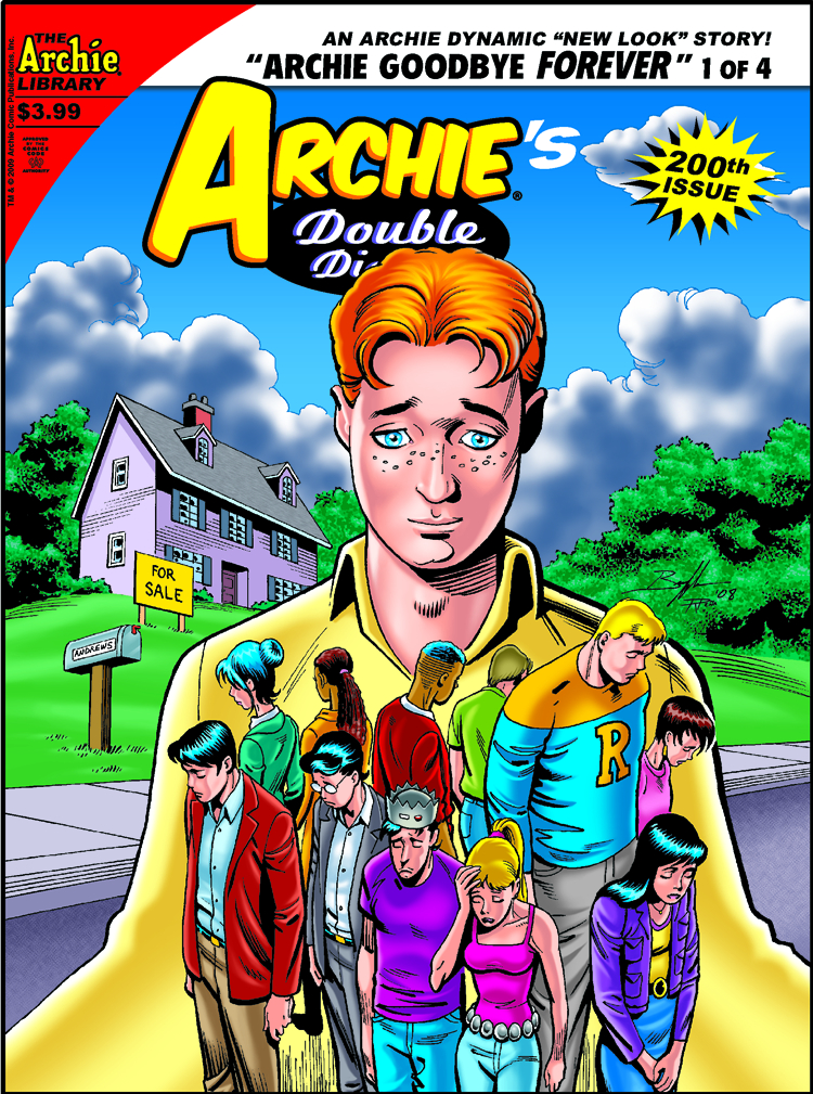 ARCHIE DOUBLE DIGEST #200