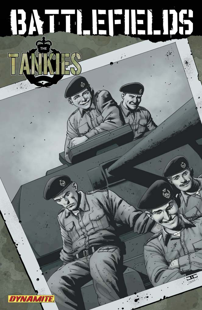 GARTH ENNIS BATTLEFIELDS TP VOL 03 TANKIES (AUG090801) (MR)