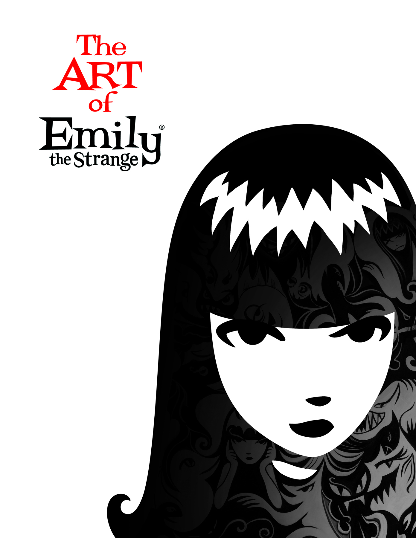 ART OF EMILY THE STRANGE HC (JUN090043)