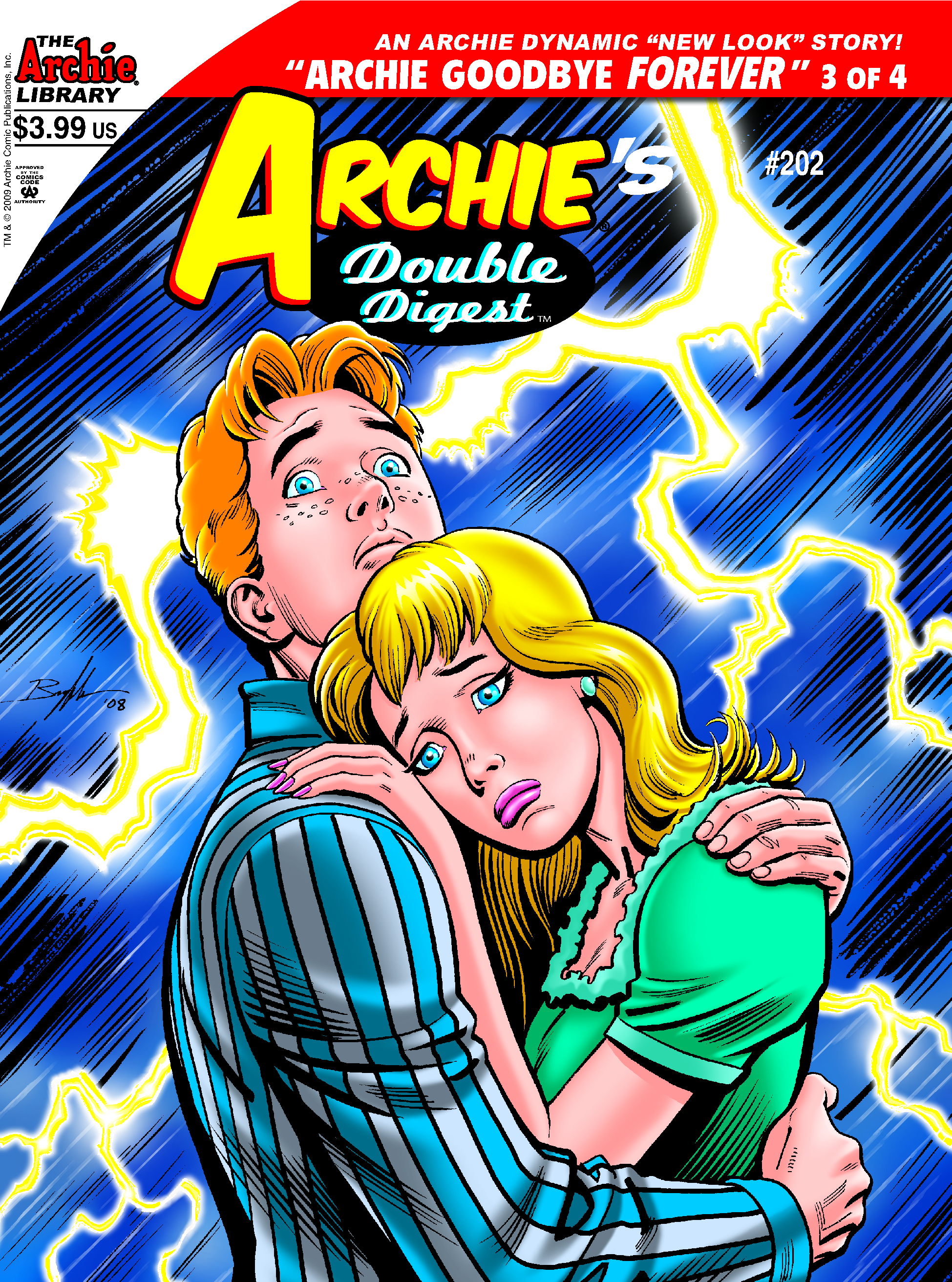 ARCHIE DOUBLE DIGEST #202