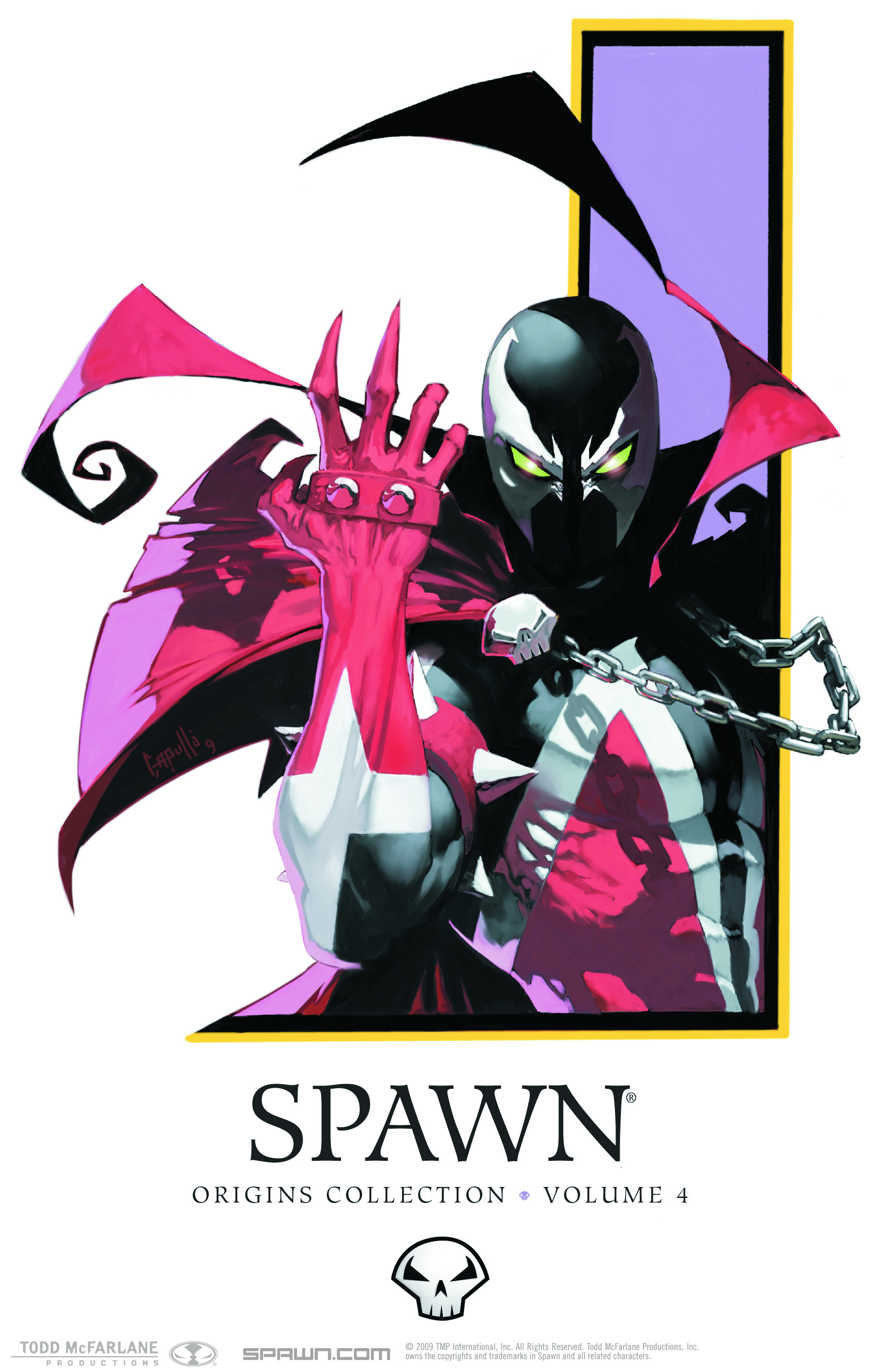 SPAWN ORIGINS TP VOL 04 (OCT090385)
