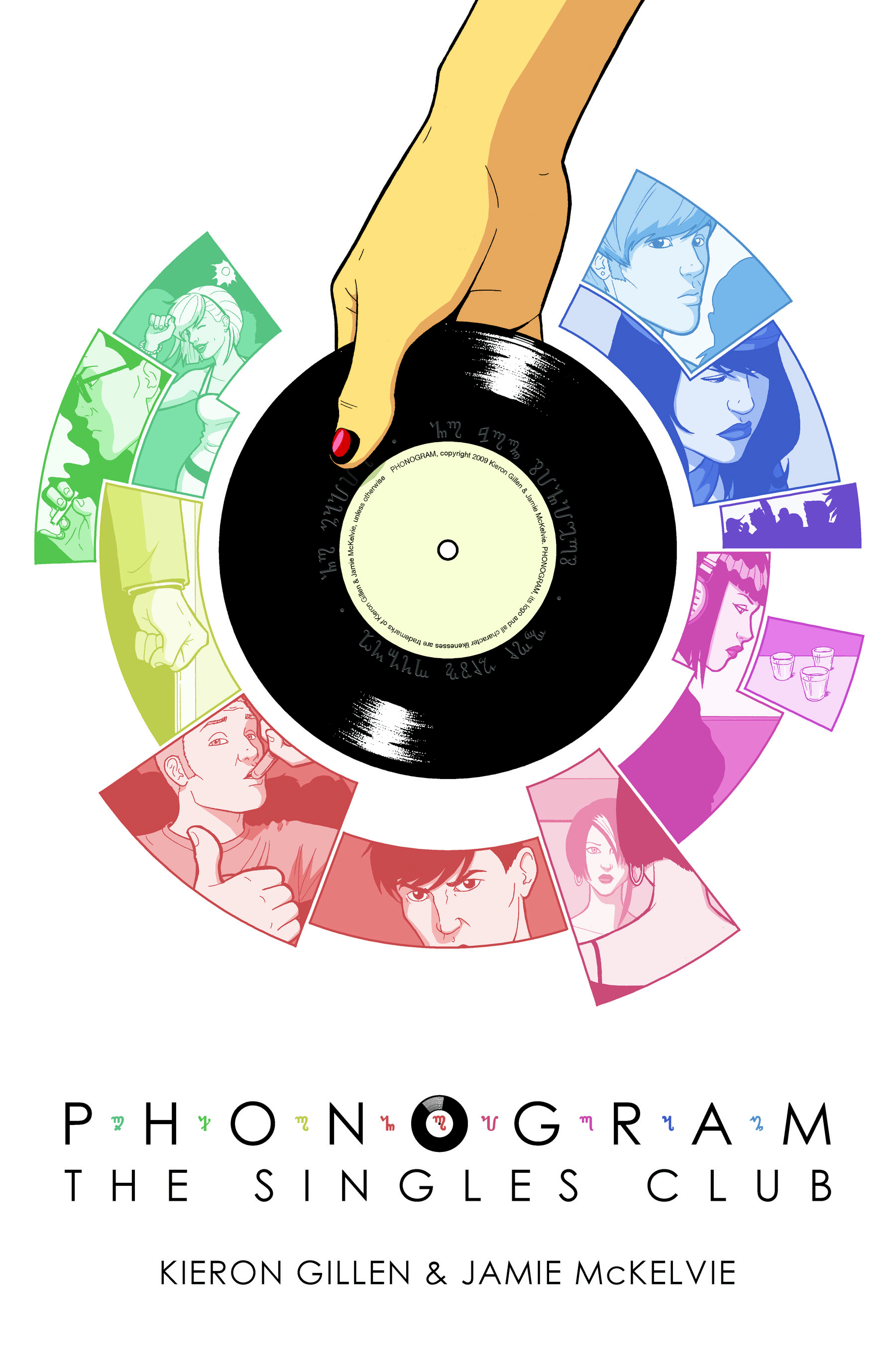 PHONOGRAM TP VOL 02 SINGLES CLUB (OCT090378)