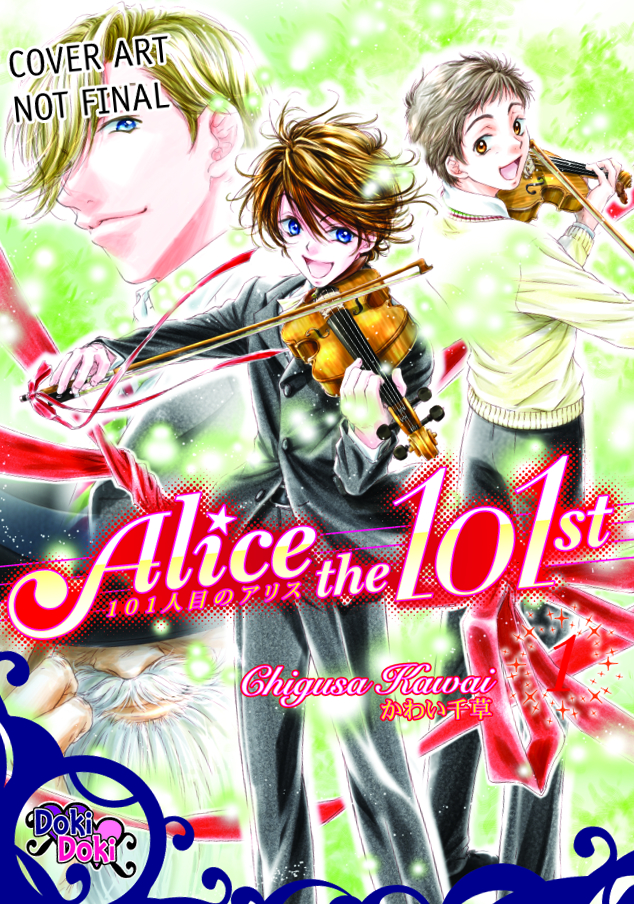 ALICE THE 101ST GN VOL 01