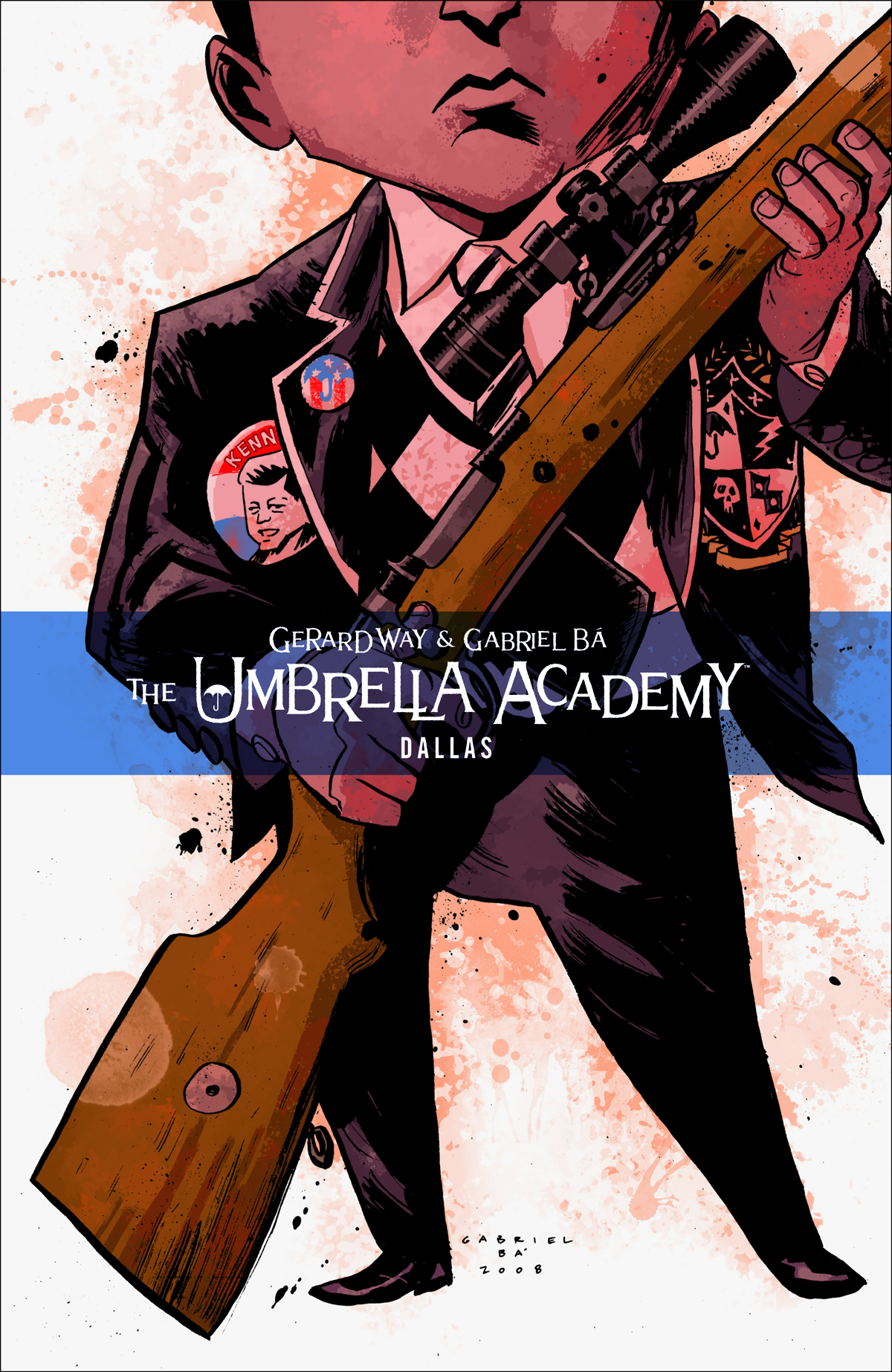 UMBRELLA ACADEMY TP VOL 02 DALLAS