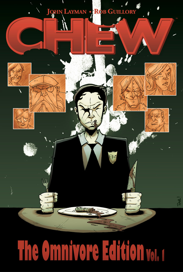 CHEW OMNIVORE ED HC VOL 01 (MAY100435) (MR)