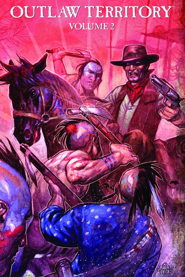 OUTLAW TERRITORY GN VOL 02