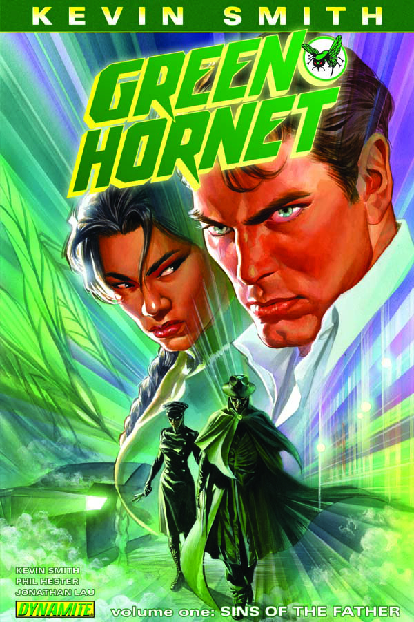 KEVIN SMITH GREEN HORNET TP VOL 01 SINS O/T FATHER (SEP10094