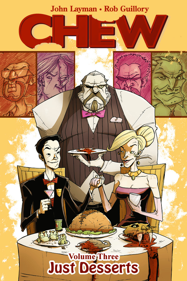 CHEW TP VOL 03 JUST DESSERTS (SEP100449) (MR)
