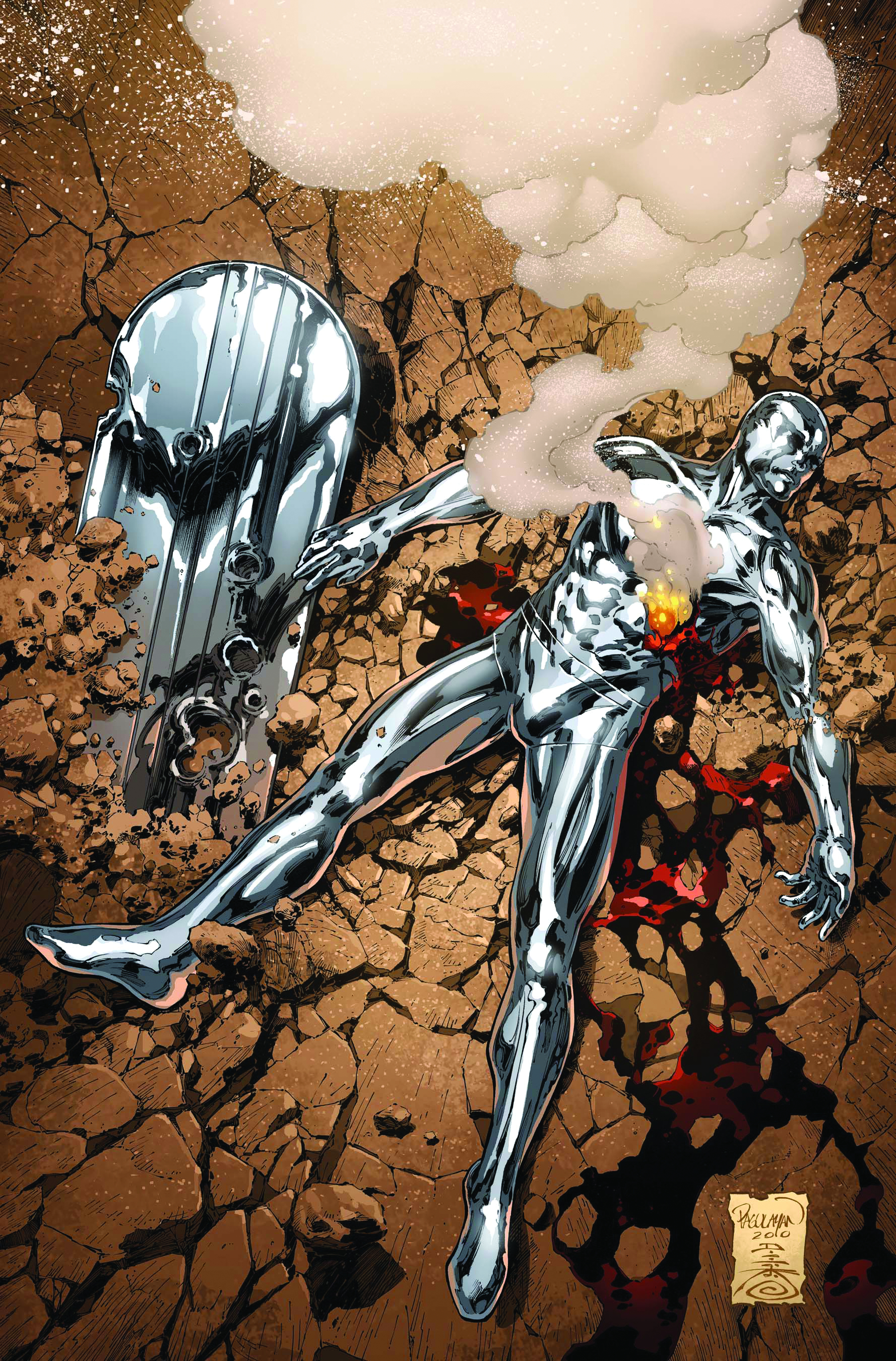 SILVER SURFER #2 (OF 5)