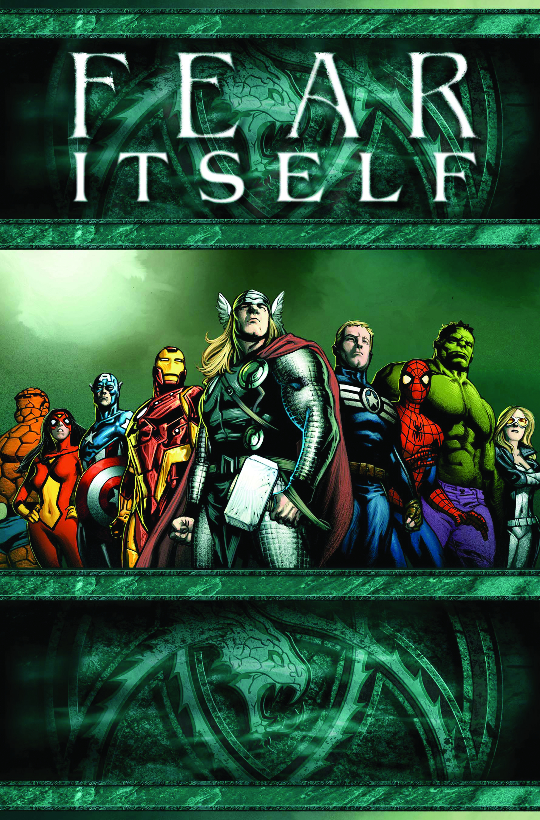 FEAR ITSELF #1 (OF 7) IMMONEN B VAR FEAR