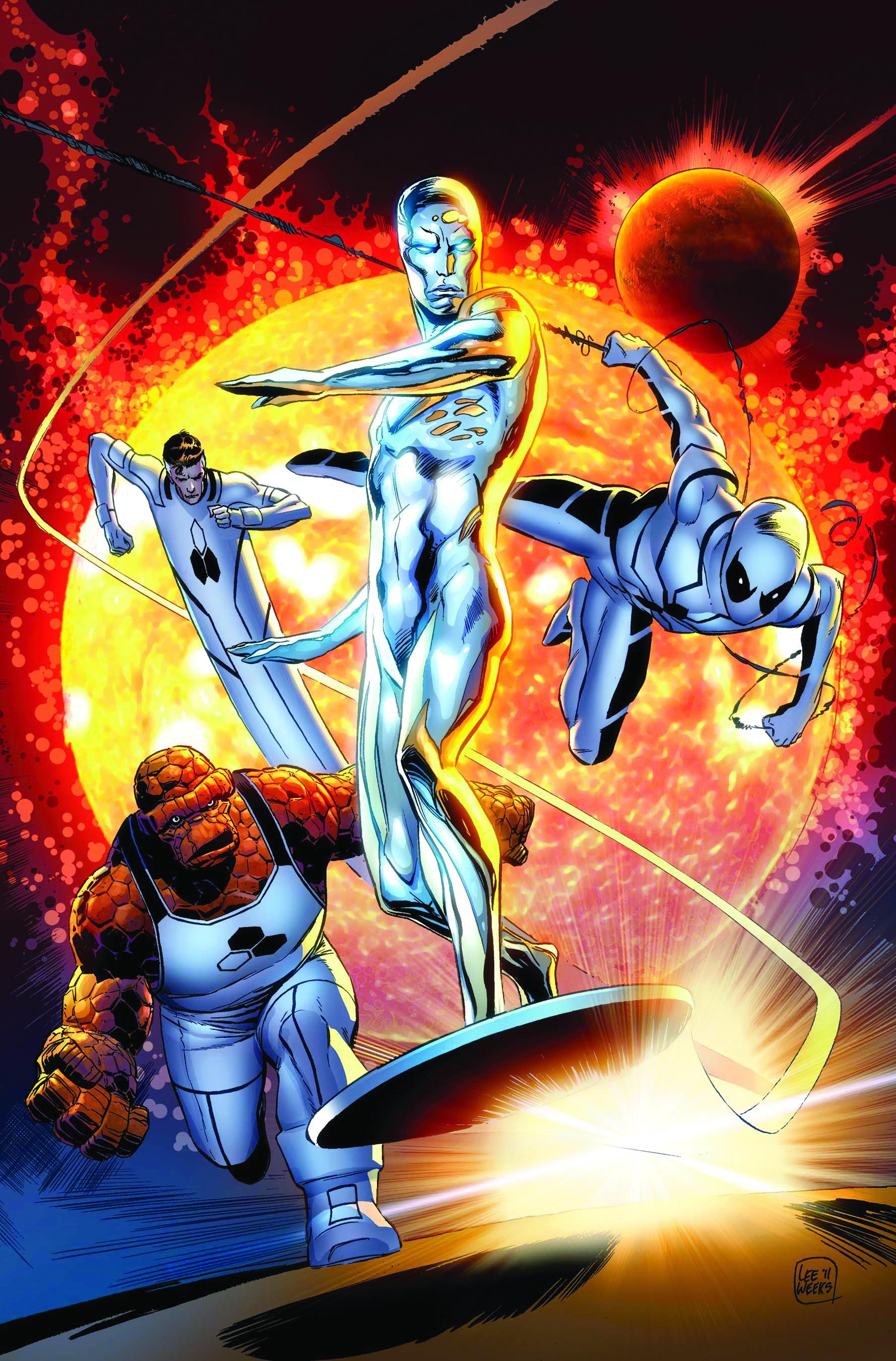 SILVER SURFER #4 (OF 5)