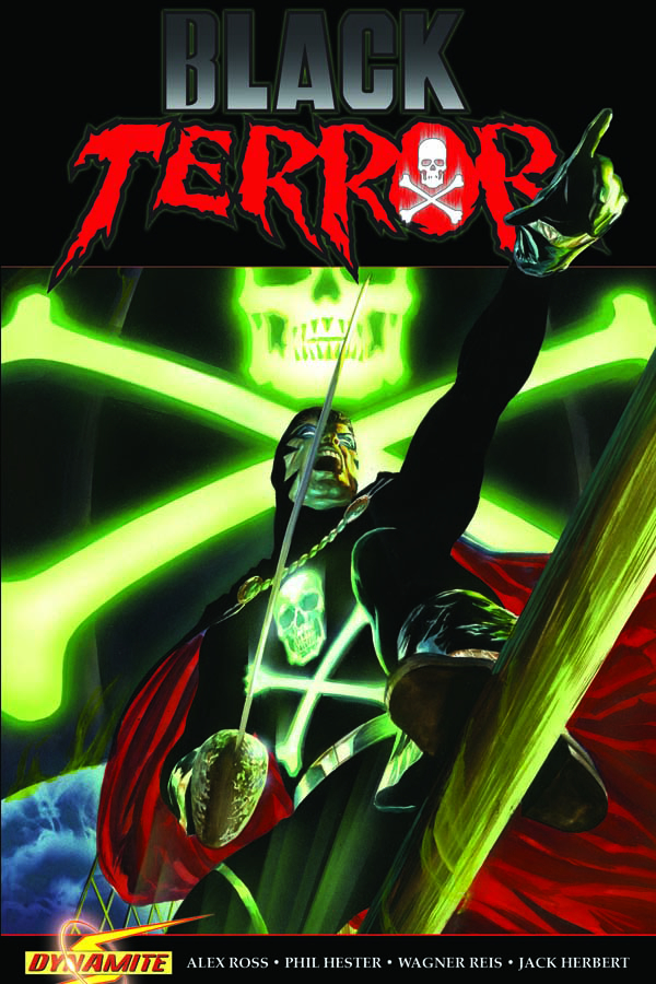 PROJECT SUPERPOWERS BLACK TERROR TP VOL 03 INHUMAN REMAINS (