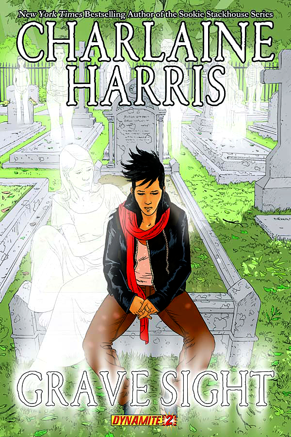 CHARLAINE HARRIS GRAVE SIGHT GN VOL 02 (OF 3) (JUN111048)