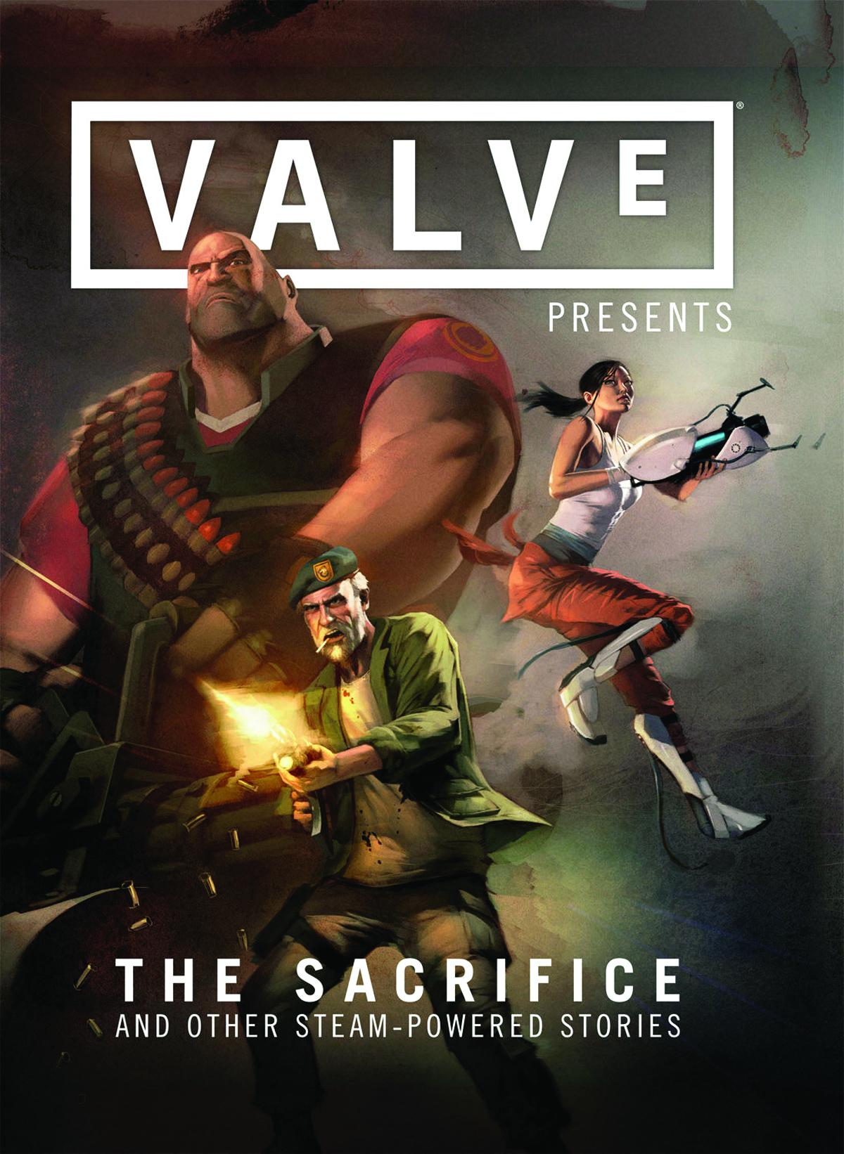 VALVE PRESENTS SACRIFICE & OTHER STEAM POWERED STORIES HC