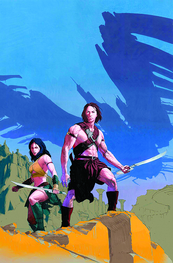 JOHN CARTER OF MARS WORLD OF MARS #1 (OF 5)