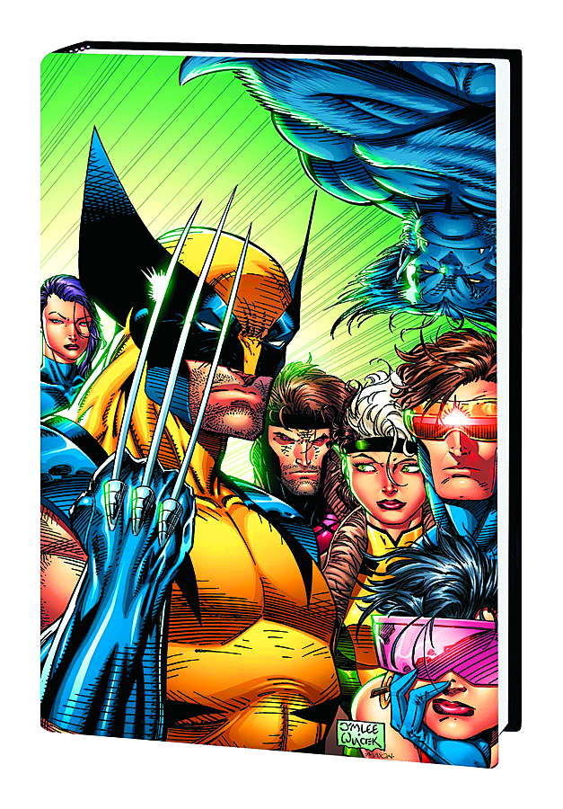X-MEN BY CLAREMONT AND LEE OMNIBUS HC VOL 02