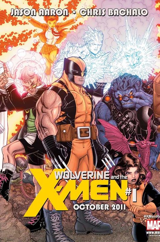 WOLVERINE AND X-MEN #1 BRADSHAW VAR XREGG