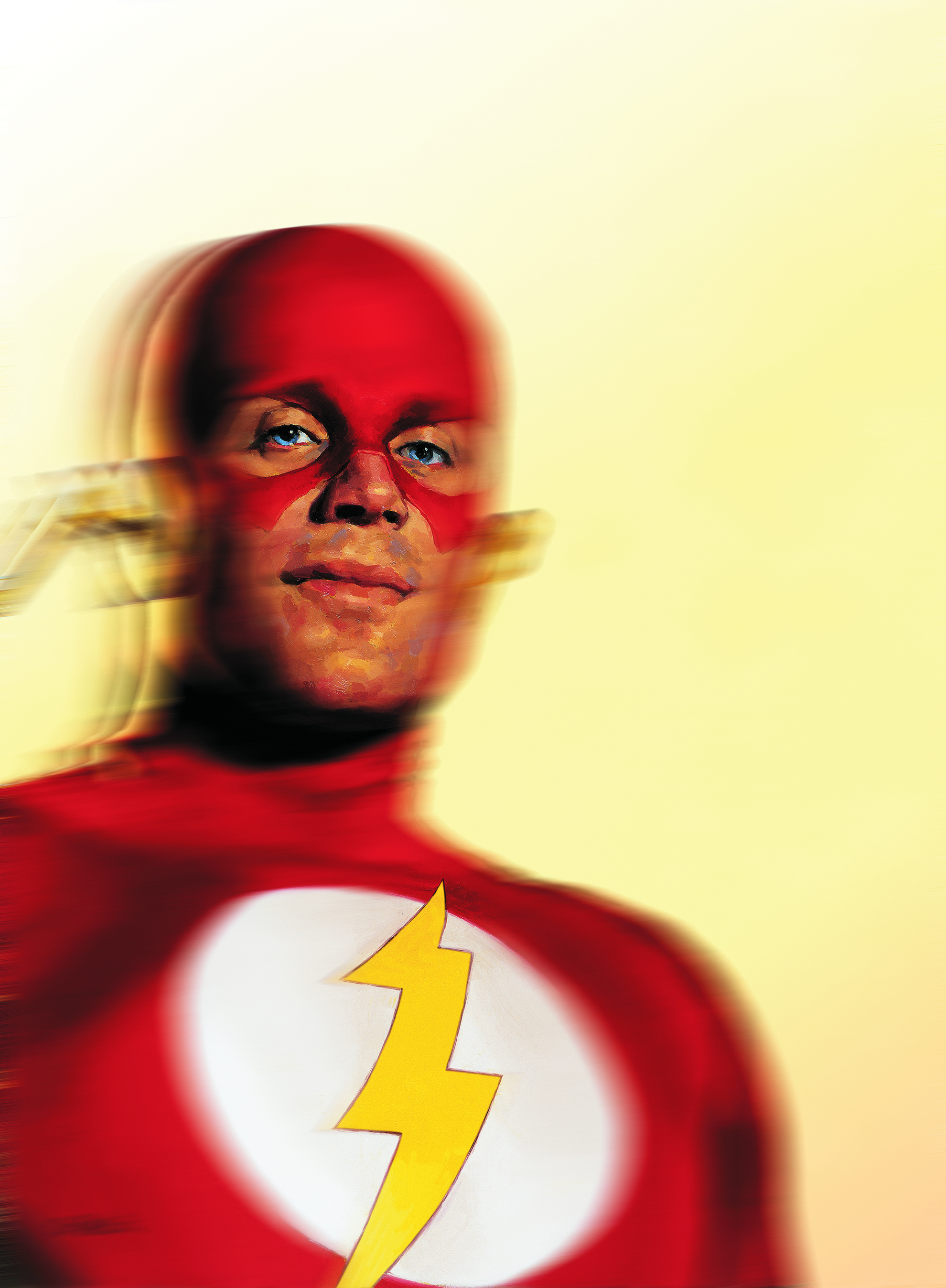 DC COMICS PRESENTS LIFE STORY OF THE FLASH #1