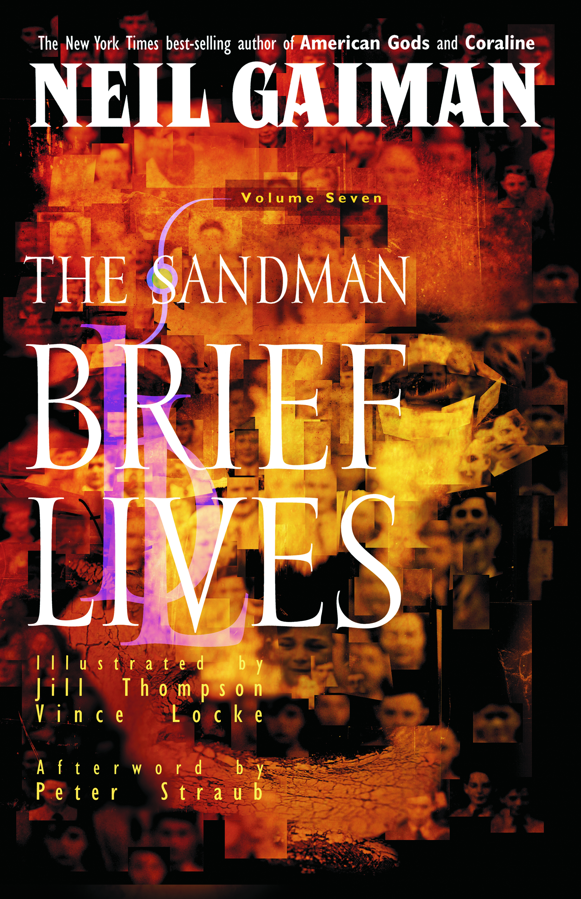SANDMAN VOL 07 BRIEF LIVES TP [#41-49]